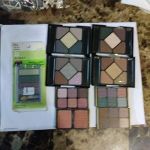 Almay eyeshadow and makeup lot